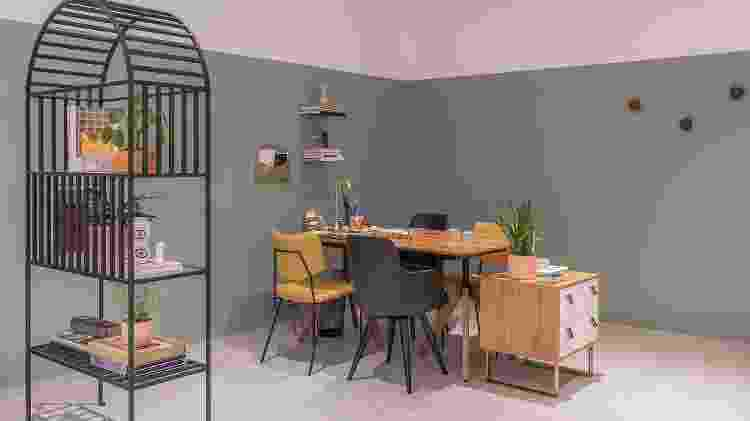 Home office pensado por designer de interiores Ana Weege - Rafael Renzo - Rafael Renzo