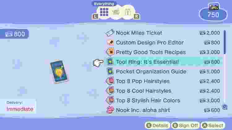 Animal Crossing Dicas 3 - Reprodução - Reprodução