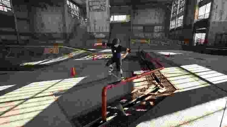 game Tony Hawk's Pro Skater  - Divulgação/Activision - Divulgação/Activision