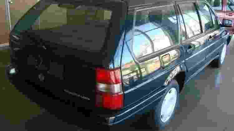 concessionária volkswagen Comercial Gaúcha Covipa estrela Otmar Essig Reginaldo de Campinas 2011 Quantum 1997 - Arquivo pessoal - Arquivo pessoal