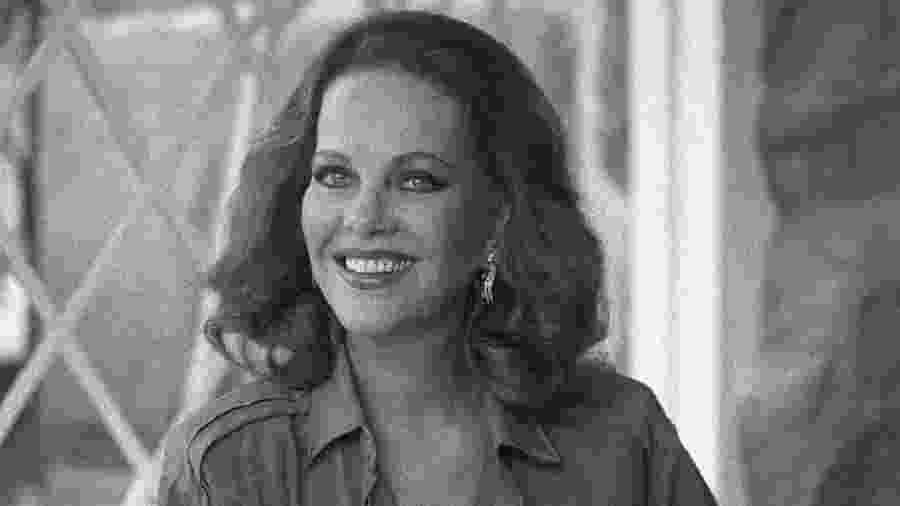 Martha Rocha em 1986 - Niels Andreas/Folhapress