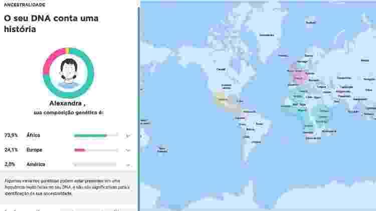 xan mapa - Arquivo Pessoal - Arquivo Pessoal