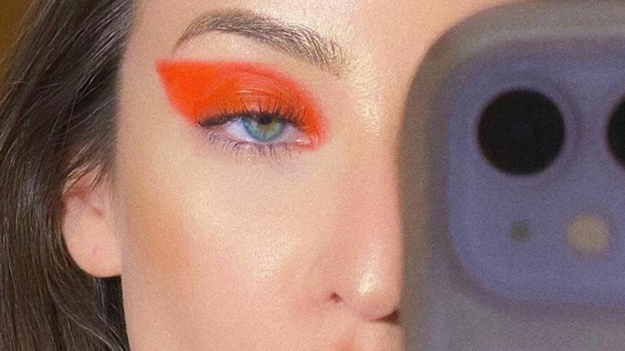 A maquiadora e influencer Ana Luíza d´Utra Vaz, a Supervulgar - Reprodução/Instagram
