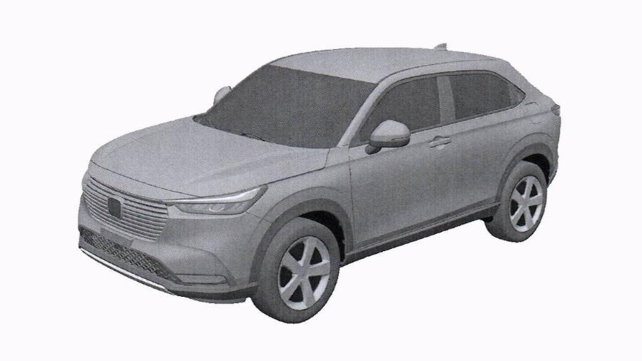 Patente Honda HR-V  - Autocar India