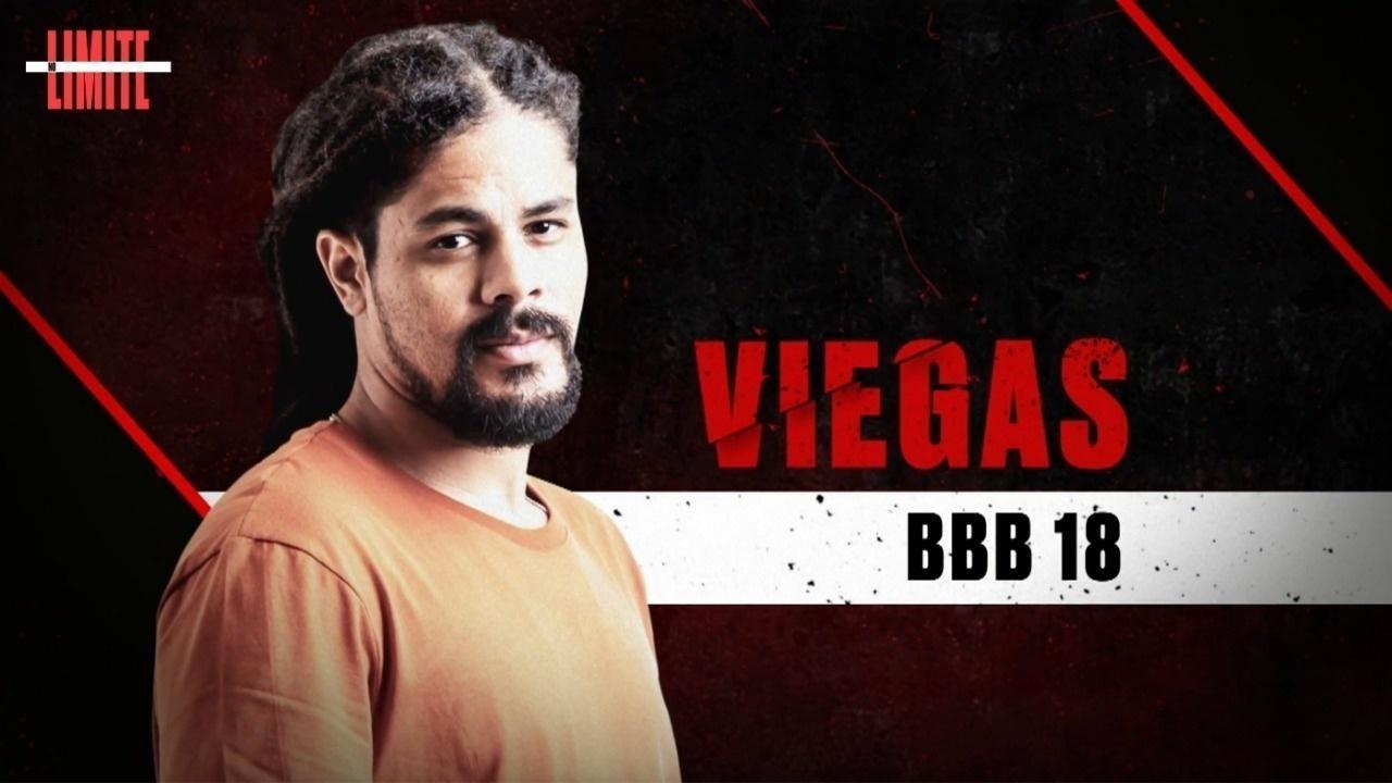 Viegas, Associate of BBB 18 - Globo Publishing