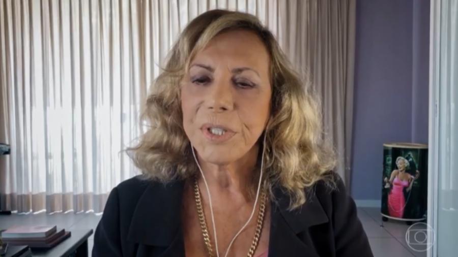 """Arlete Salles no """"Conversa com Bial"""" - Reprodução/TV Globo"""