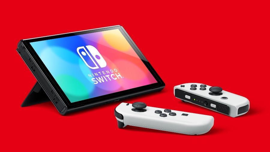 Nintendo Switch: aproveite uma série de acessórios para ter uma experiência ainda mais divertida com o console - Divulgação/Nintendo