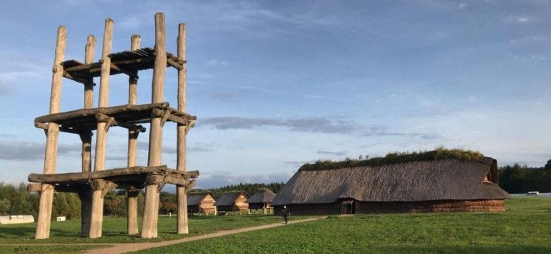 """Distribuídos entre o norte da ilha grande de Honshu e o sul da ilha de Hokkaido, os sítios """"constituem um testemunho único"""" - Reprodução"""