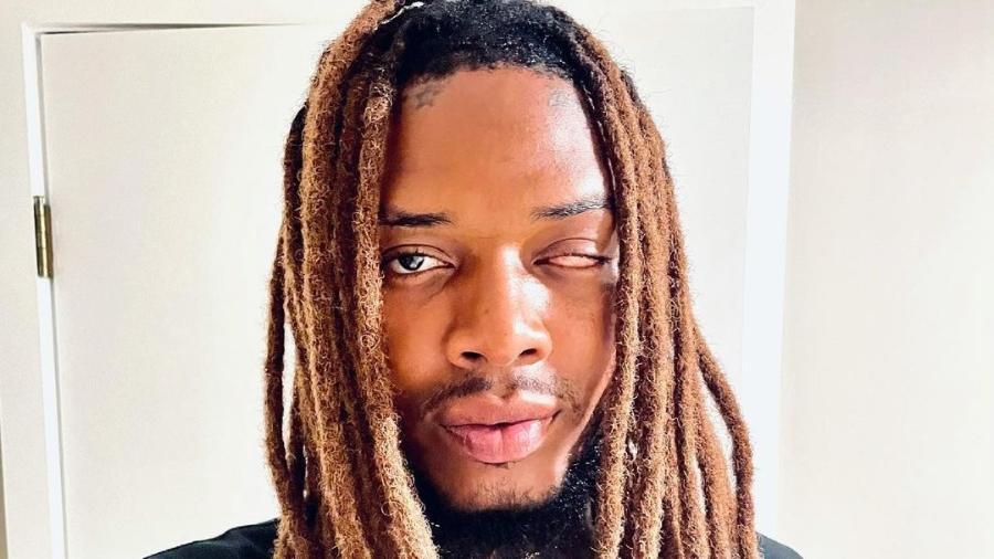 Rapper Fetty Wap faz live e agradece apoio após morte da filha de quatro anos - Reprodução/Instagram