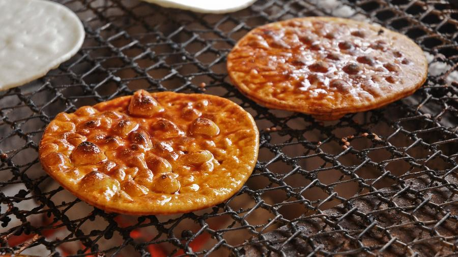 Sembei doce: bolacha também pode ser salgada - EyeOfPaul/Getty Images/iStockphoto