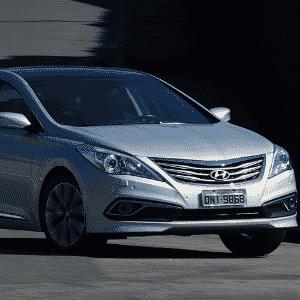 Hyundai New Azera 2015 - Murilo Goes/UOL