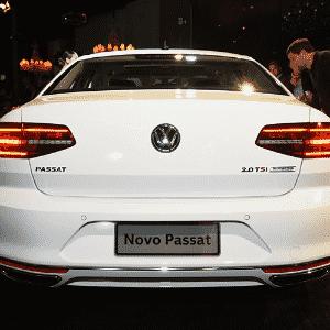 Volkswagen Passat TSi 2.0 Bluemotion - Murilo Góes/UOL