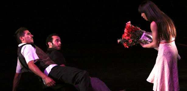 """Espetáculo """"SimpleFicción"""", da companhia chilena KiM Teatro Danzante - Divulgação"""
