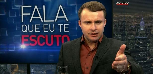 """Bispo da IURD debate """"nudes"""" e critica artistas por vazamento de imagens - Reprodução/TV Record"""