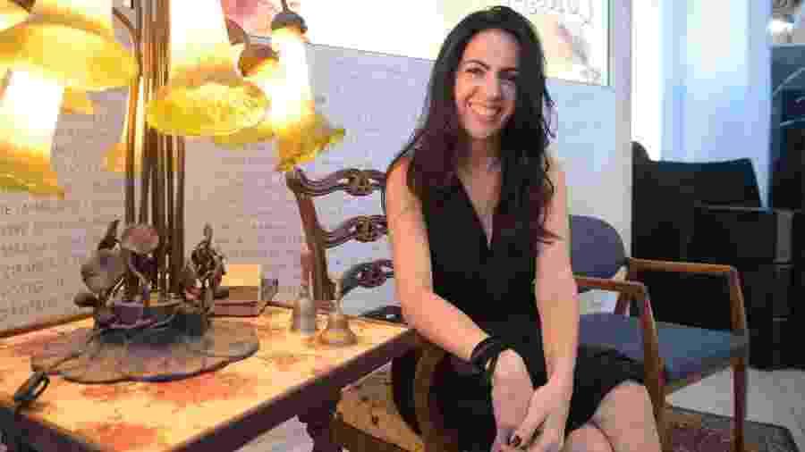 """Maria Camargo, autora de """"Dois Irmãos"""" - Divulgação/TV Globo"""