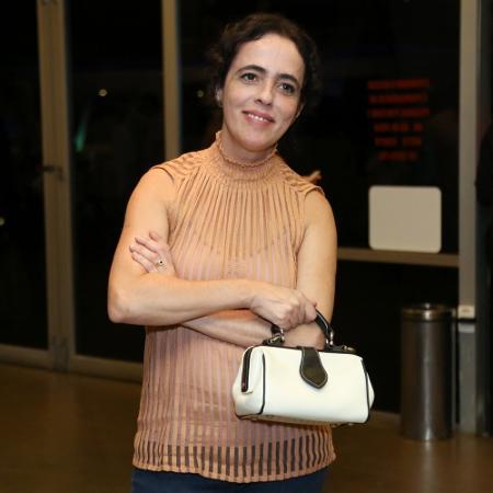 A atriz Silvia Buarque - Roberto Filho/Brazil News