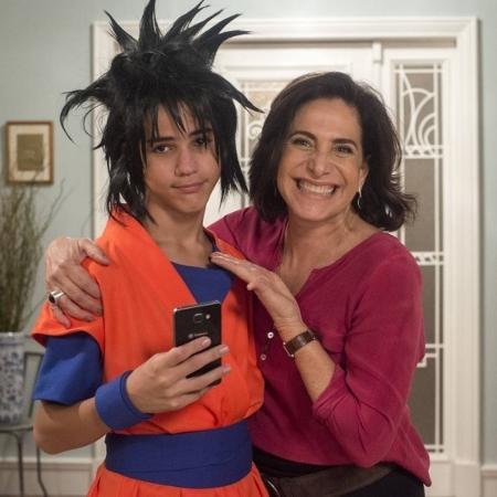 A página Cospositivismo criou uma campanha para criticar o personagem Yuri - TV Globo/Estevam Avelar