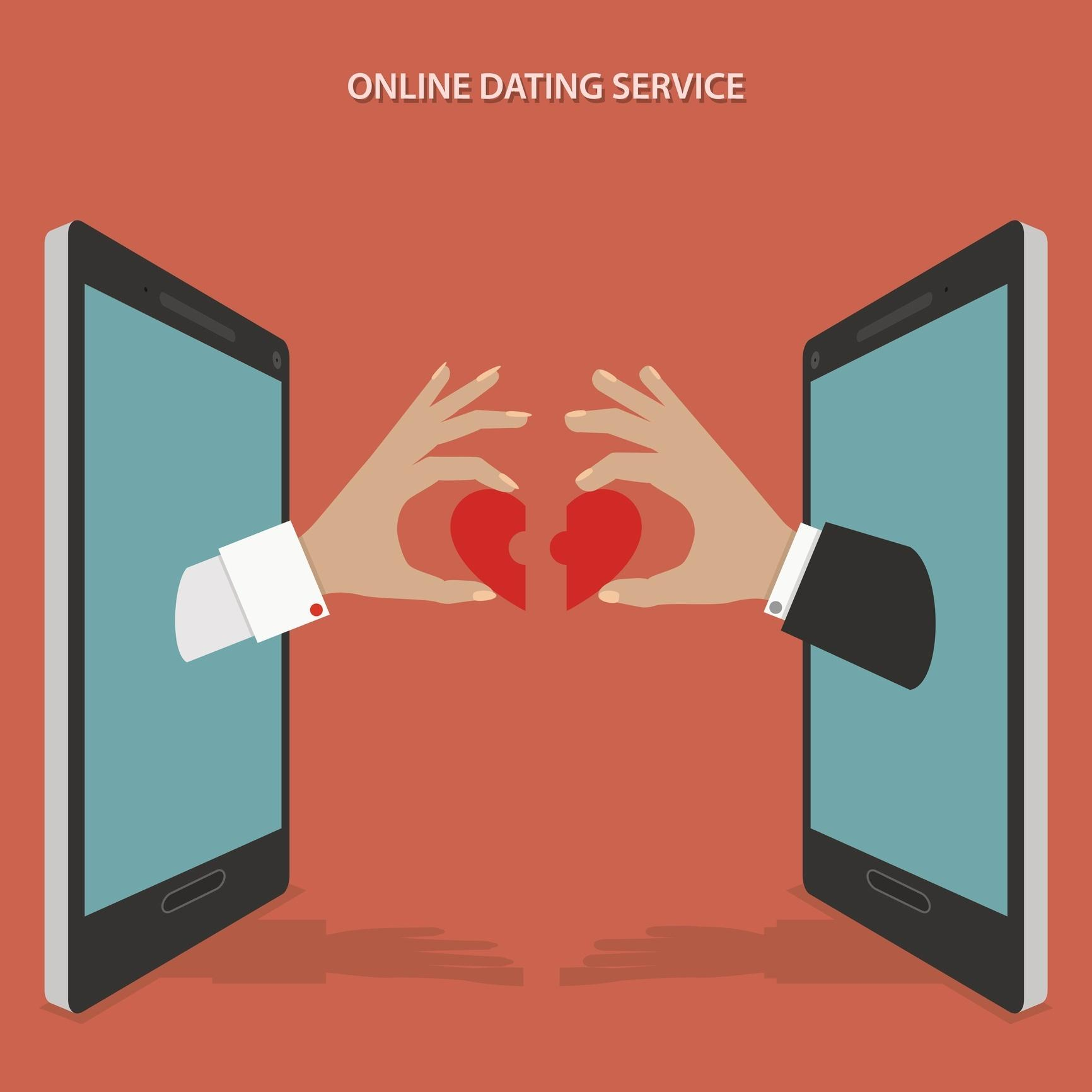 Safety clearance for online dating