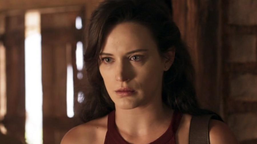 """Em """"O Outro Lado"""", Clara decide deixar Gael para proteger filho  - Reprodução/Gshow"""
