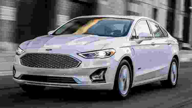 Ford Fusion 2019 - Divulgação - Divulgação
