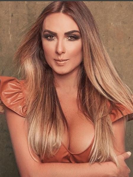 Nicole Bahls  - Reprodução/Instagram