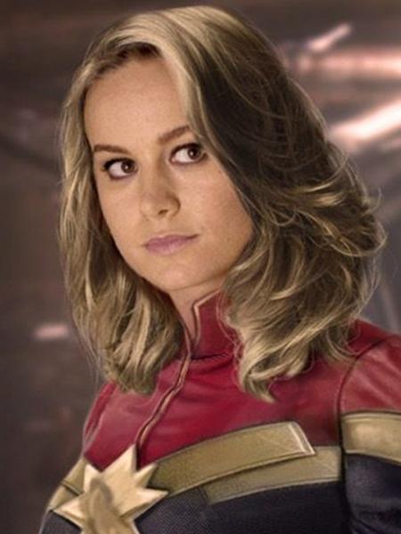 Brie Larson será a Capitã Marvel no cinema - Reprodução