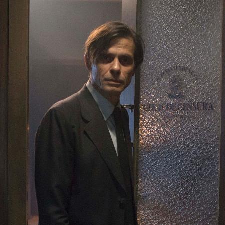 """Marcos Winter é Vicente em """"Magnífica 70"""", da HBO - Divulgação"""