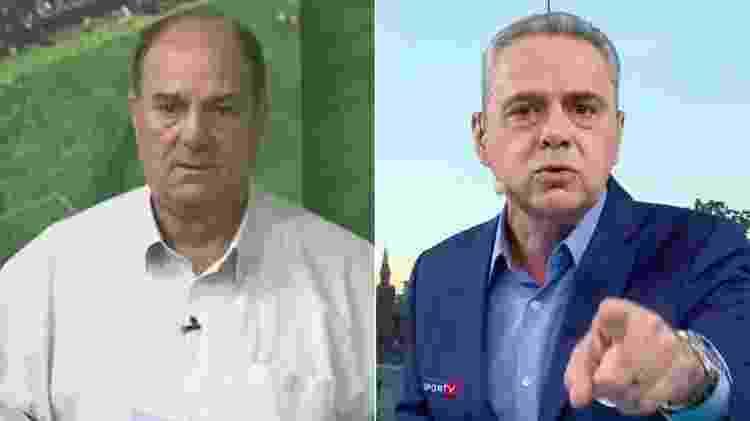 Edson Callegares e Luís Roberto - Montagem/UOL - Montagem/UOL