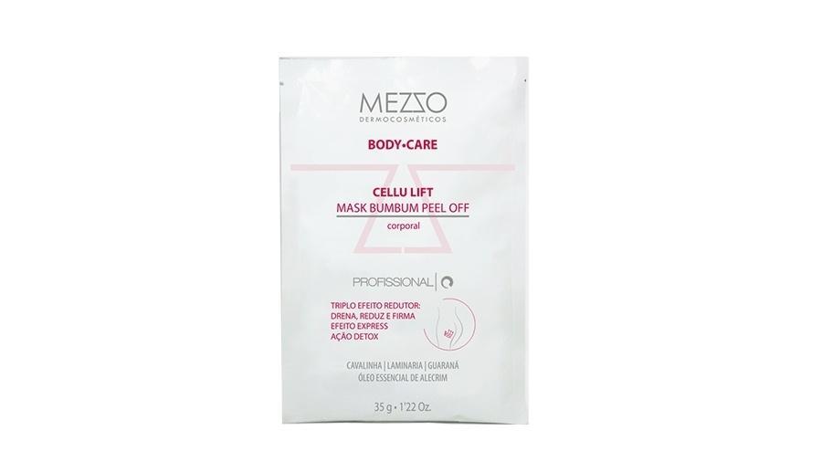 Mask Bumbum - Peel Off Body Care Cellu Lift MezzoDermocosméticos