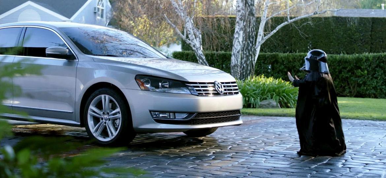 Comercial da VW é o mais compartilhado da história do Super Bowl nas redes sociais - Divulgação
