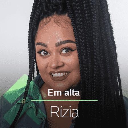 Rízia alta - Arte/UOL - Arte/UOL