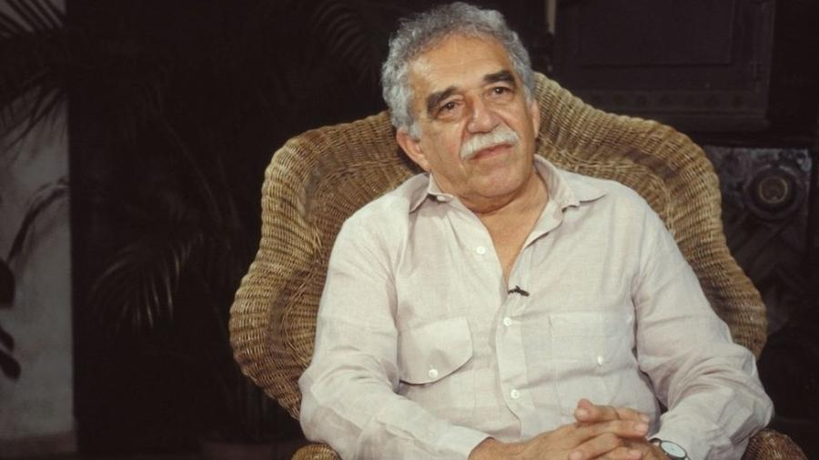 O escritor colombiano Gabriel García Marquez - Getty Images