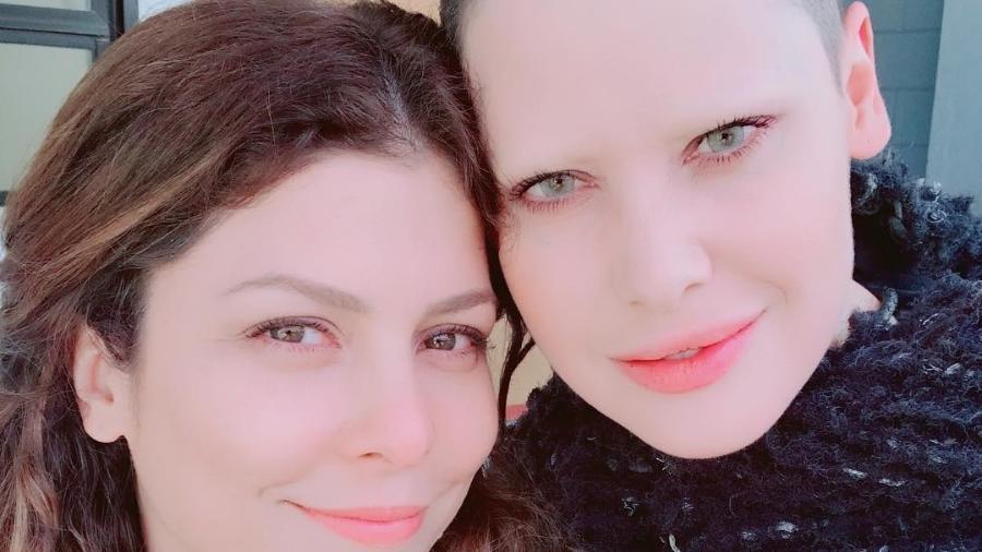 Bárbara Borges e Mayana Neiva - Reprodução/Instagram