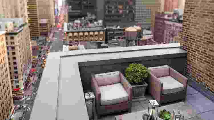 Suíte do hotel WestHouse New York - Divulgação/WestHouse New York - Divulgação/WestHouse New York