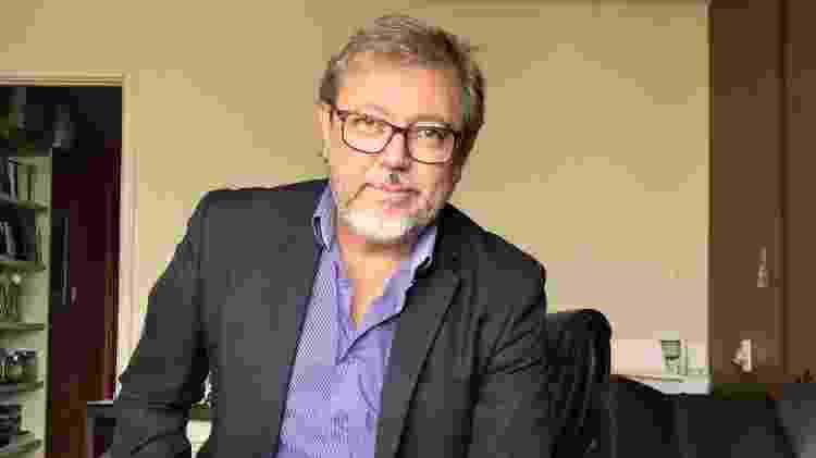 O psicanalista e psiquiatra Marcelo Veras é membro da Associação Mundial de Psicanálise e da Escola Brasileira de Psicanálise - Arquivo Pessoal