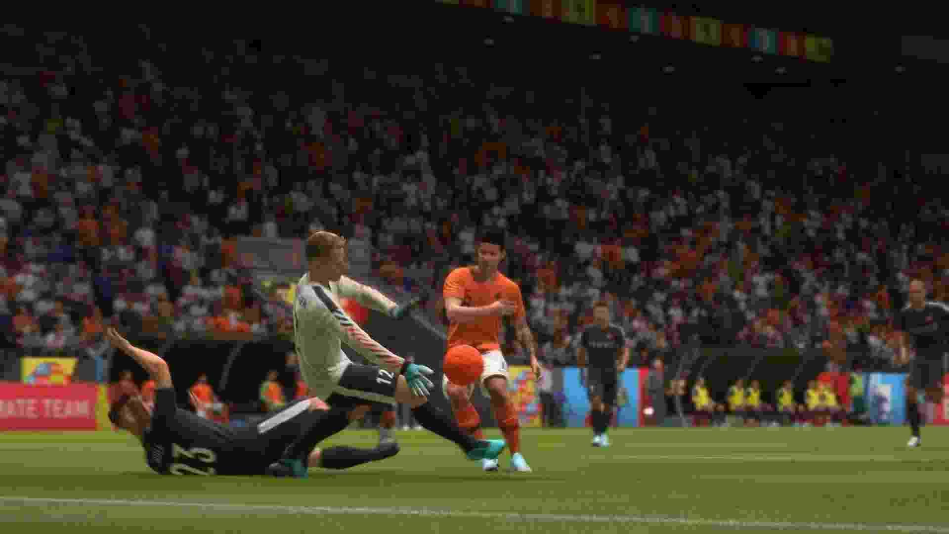 FIFA 20 - Reprodução