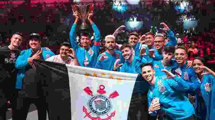 O time foi campeão mundial uma semana após levar para casa o título brasileiro da Pro League Season 3 - Divulgação/Garena