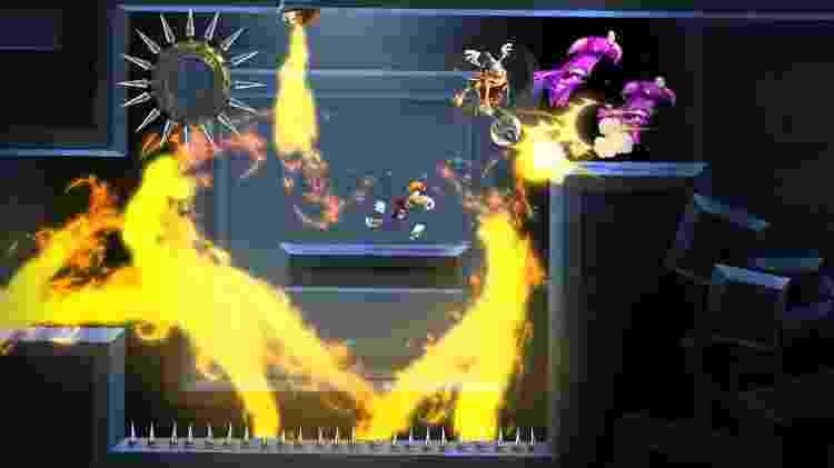 Rayman Legends Review 2 - Divulgação - Divulgação