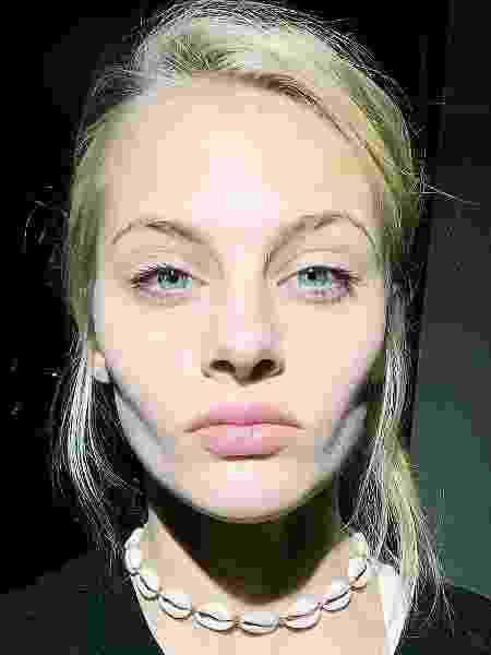 A modelo russa Ksenia Puntus  - Reprodução/Instagram