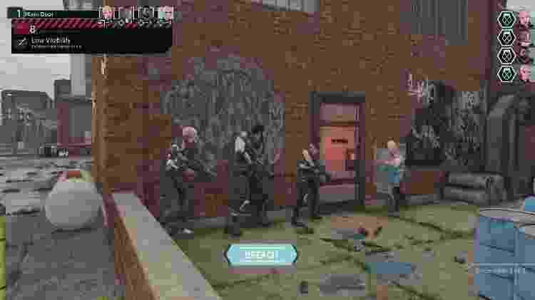 XCOM Chimera Squad 2 - Reprodução - Reprodução