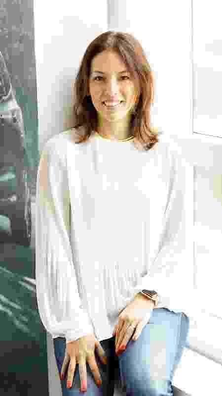 Camila Mateus, head de marketing da Volvo Brasil - Arquivo pessoal - Arquivo pessoal