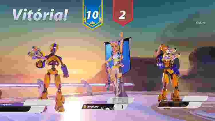Rocket Arena 3 - Daniel Esdras/GameHall - Daniel Esdras/GameHall