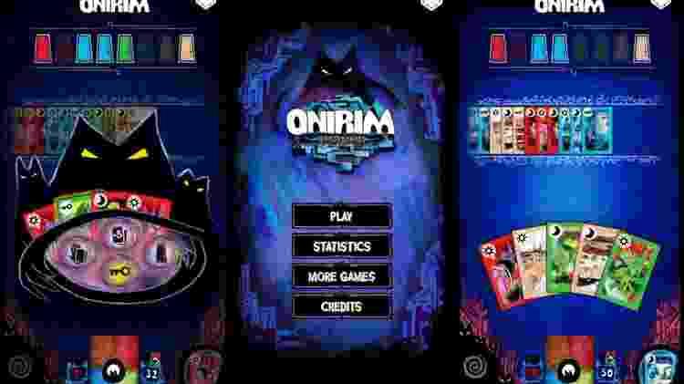 Onirim Boardgame 2 - Divulgação/BoardgameGeek - Divulgação/BoardgameGeek