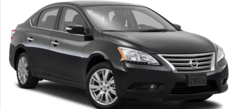 Nissan Sentra 2015 na cor preta é a recomendação da MegaDealer para lojistas por conta da margem de lucro e também do maior giro do sedã usado no estoque das concessionárias - Divulgação