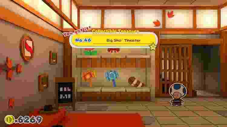 Paper Mario the Origami King 5 - Daniel Esdras/GameHall - Daniel Esdras/GameHall