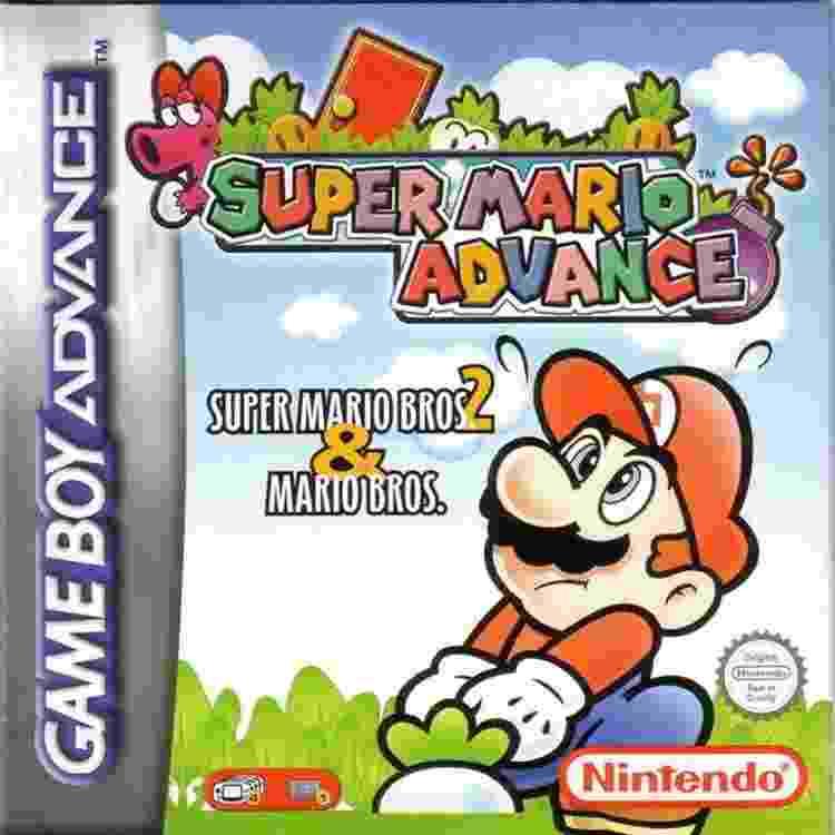 Super Mario Advance - Reprodução - Reprodução