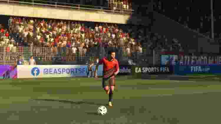 FIFA 21 Tramontinaldo - Reprodução/START - Reprodução/START