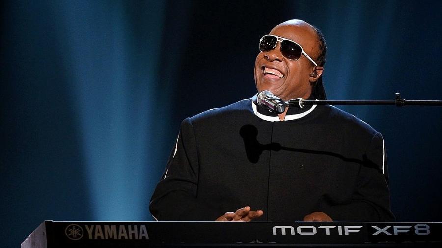 Stevie Wonder contou seus planos em entrevista a Oprah Winfrey - Ethan Miller/Getty Images