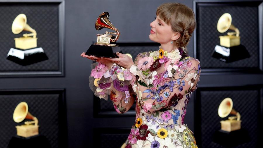 Taylor Swift venceu Grammy, e já vem álbum novo por aí - Jay L. Clendenin / Los Angeles Times