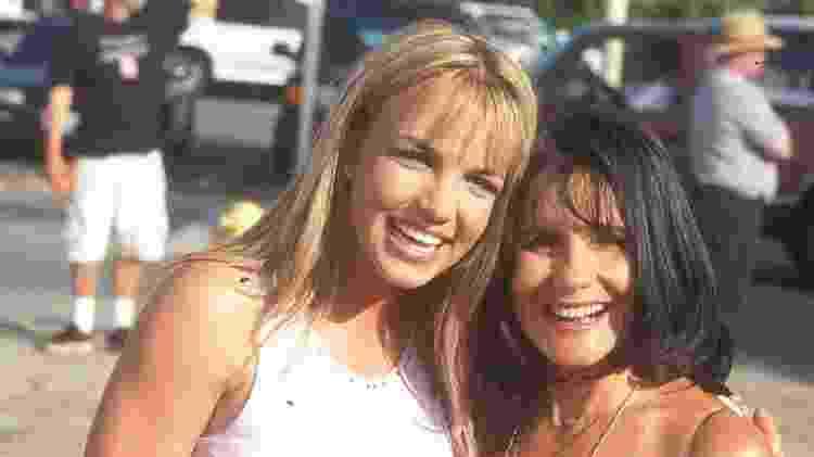 Britney e Lynne Spears em 1999 - Barry King / Getty Images - Barry King / Getty Images